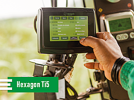 Курсовказівник Hexagon Ti5 (з patch антеною)