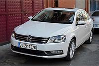 Штатные дневные ходовые огни (DRL) для VW Passat B7 T3