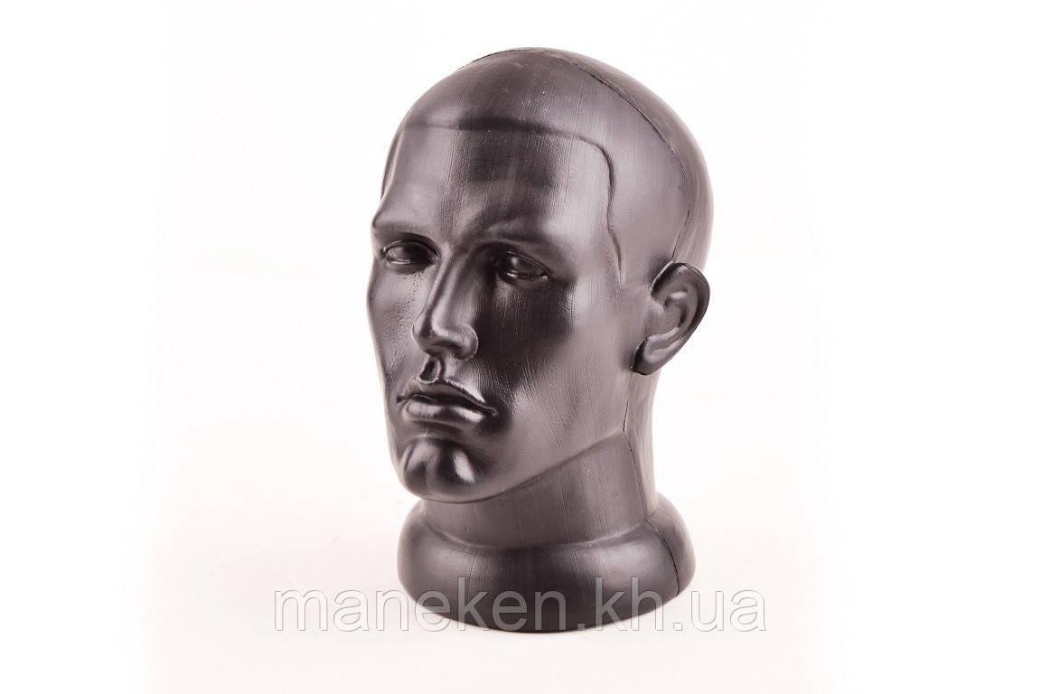 Голова мужская PN3 (черный) (201)