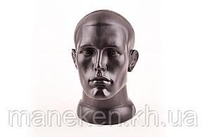 Голова мужская PN3 (черный) (201), фото 2