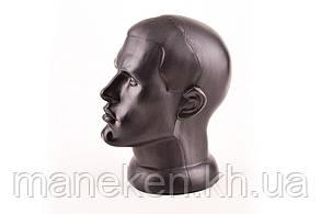 Голова мужская PN3 (черный) (201), фото 3