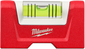 Компактный магнитный уровень Milwaukee Compact Torpedo 7,6 см (4932472122)