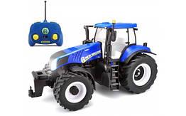 Іграшковий трактор New Holland farm tractor