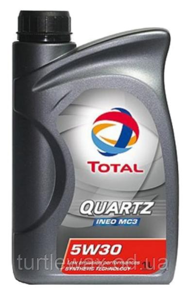 Масло моторне TOTAL QUARTZ Ineo MC3 5W-30, 1л