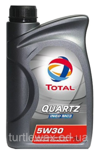Масло моторное TOTAL QUARTZ Ineo MC3 5W-30, 1л