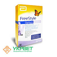 Тест-полоски FreeStyle Optium β-Ketone