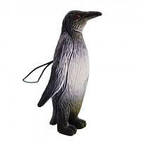 Игрушки резиновые фигурки для детей оригинальный подарок ребенку Пингвин