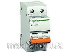 Автоматичний вимикач ВА63 1рн 25А ТМ SCHNEIDER