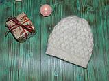 Пуховая шапка, фото 2