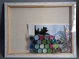 "Набор-стандарт, картина по номерам, ""Пейзаж 5.92, 35х45см, ROSA START, фото 2"