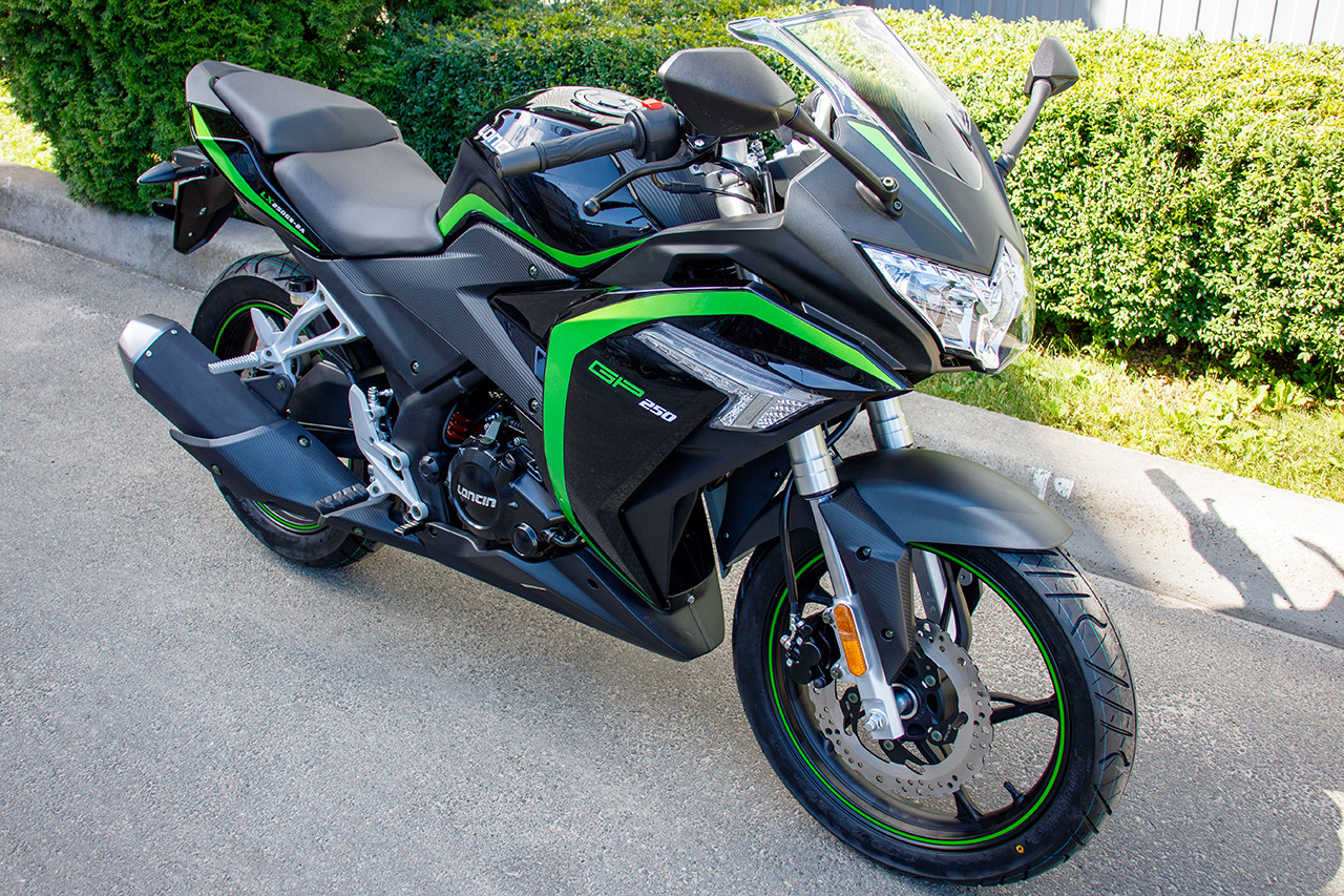 Мотоцикл Loncin LX250-2A GP250