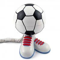 Телефон Мяч Футбольный с бутсами оригинальные подарки необычные прикольные красивые сувениры