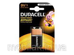 Батарейка Basic 9V Батарейка алкалiнова 9V 6LR61 1 шт. ТМ DURACELL