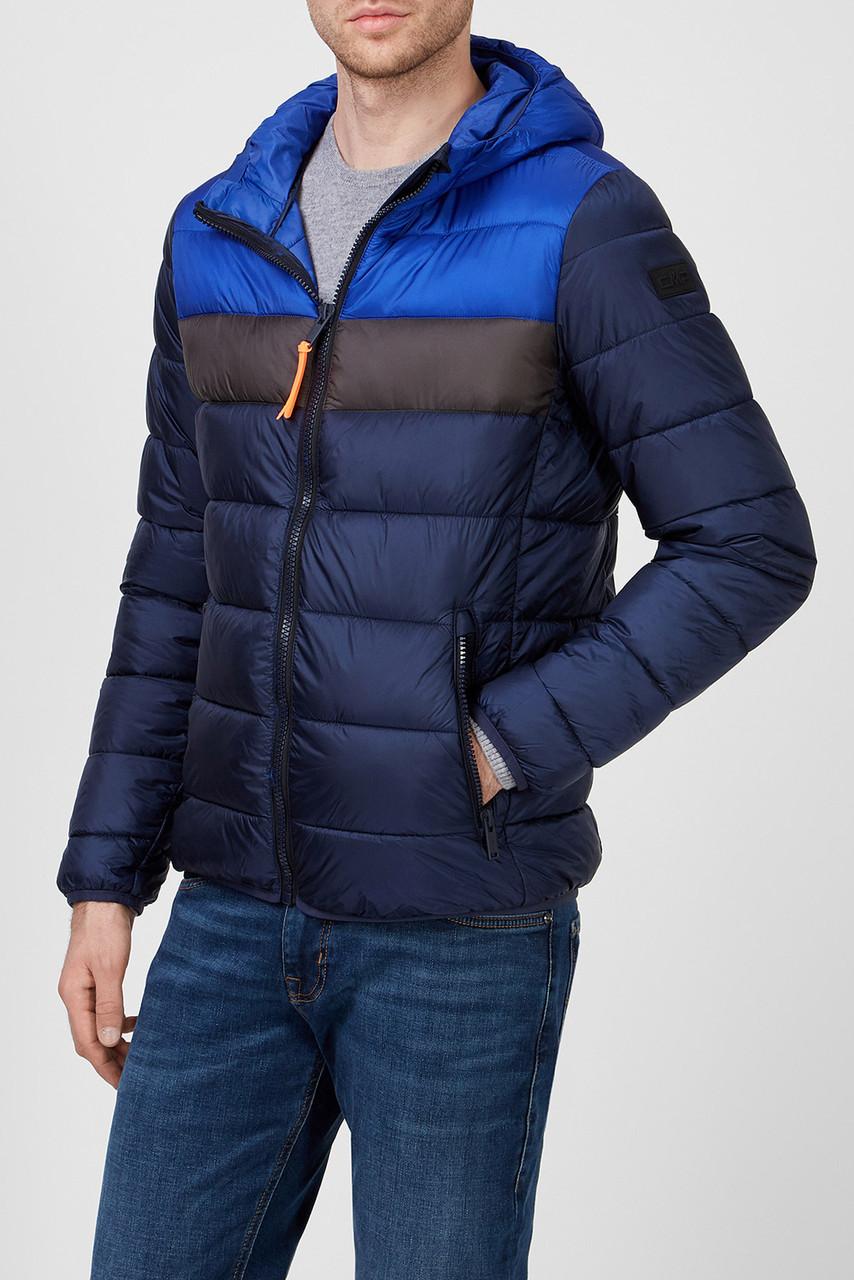Мужская куртка пуховик CMP Fix Hood 30K2757-N950