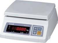 Весы кухонные и торговые CAS SW-10C