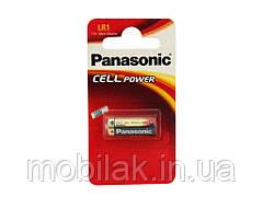 Батарейка LR-1/1BL, 1x1 шт ТМ PANASONIC