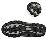 Кросівки/черевики чоловічі чорні осінь Dskchloe, фото 2