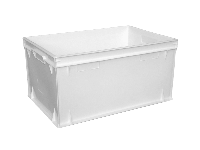 Контейнер пластиковые для мяса 600 x 400 x 300 Е3, фото 1