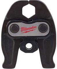 Сменные пресс-клещи Milwaukee J12-V22, для опрессовки труб (4932430266)