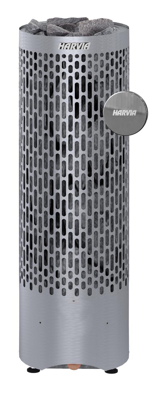 Электрокаменка Harvia Cilindro Plus Spot® 9 кВт вес камней 90 кг парная 14 м.куб