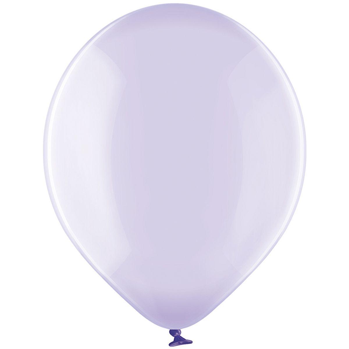 """Кулька 12""""/30 фіолетовий льодяник 043 латекс кристал ТМ """"Belbal"""" однотонний шт."""