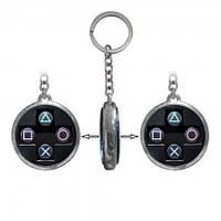 Брелоки на ключи брелки для ключей прикольные оригинальные двухсторонний Игры Джойстик
