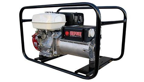 Однофазный бензиновый генератор Europower ЕР 6000 (5,4 кВт)