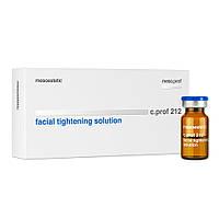 C.prof 212 Укрепляющий коктейль / Facial tightening solution, 5 мл. Mesoestetic