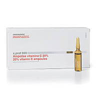 x.prof 020 Vitamin C 20% / Витамин С, 5 мл. Mesoestetic