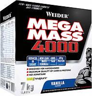 Weider Mega Mass 4000 7kg (другие вкусы)