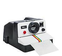Polaroll camera подставка для туалетной бумаги