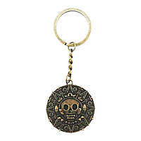 Брелоки на ключи брелки для ключей прикольные оригинальные винтажный монета Майя