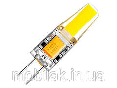 Лампа світлодіодна G4, AC220 3,5 Ватт G4-3,5W-220 ТМ BIOM