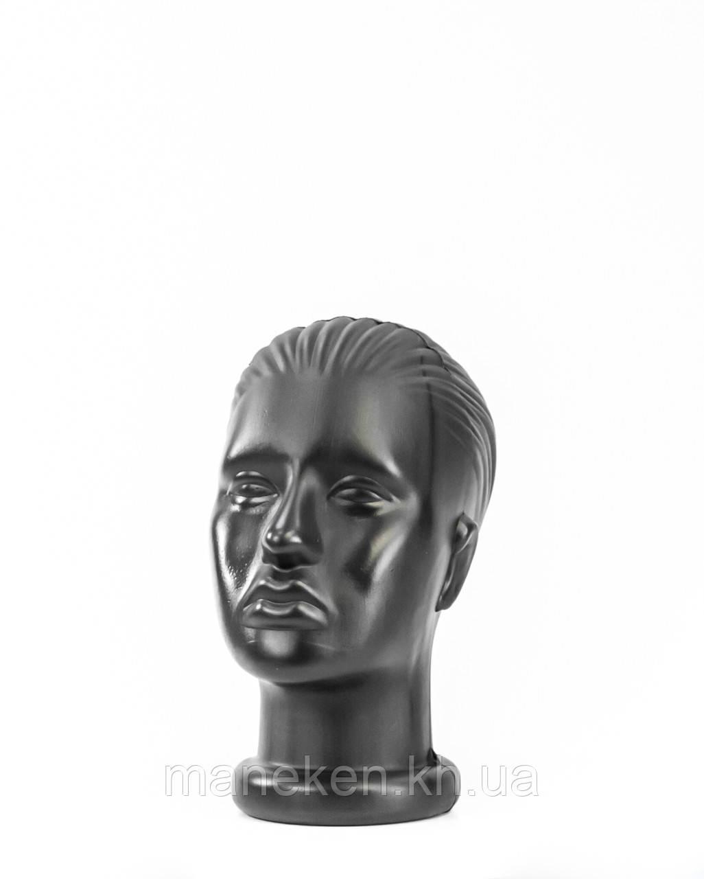 Голова женская PN3 (черный) (201)