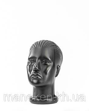 Голова женская PN3 (черный) (201), фото 2