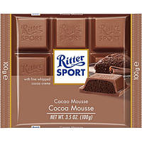Шоколад молочный Ritter Sport Какао-мусс, 100 г