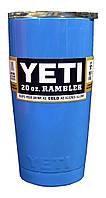 Термокружка YETI Rambler Tumbler 20 OZ Синий