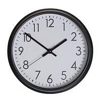 Декоративные настенные часы красивые сувенирные для дома большие в гостинницу 25,4 см (2005-014)