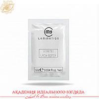 Vitamin Lash BTX в саше 1 ml My Lamination Ботокс для ресниц