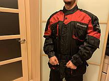 Защитная мото Куртка BullForce оригинал с Европы  со съемной защитой, фото 3