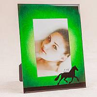 """Фоторамки рамка для фото подарчная семейная красивые готовые """"Конь"""" (17*22 см (005EPB)"""