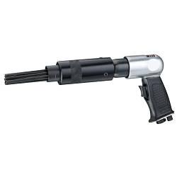 Игольчатый зачистной молоток пневматический AIRKRAFT AT-8039D (пневмоинструмент, пистолетного типа)