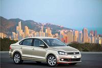 Штатные дневные ходовые огни (DRL) для VW Polo sedan 2010+ T1