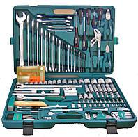 Набор инструментов Jonnesway S04H524128S, 128 предметов, фото 1