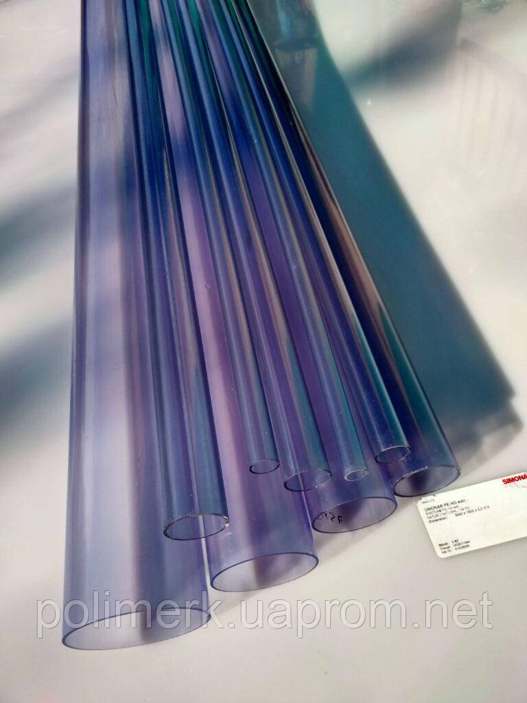 Труба ПВХ прозрачная (PVC-GLAS) D40 мм. PN10-16 2-0-mm