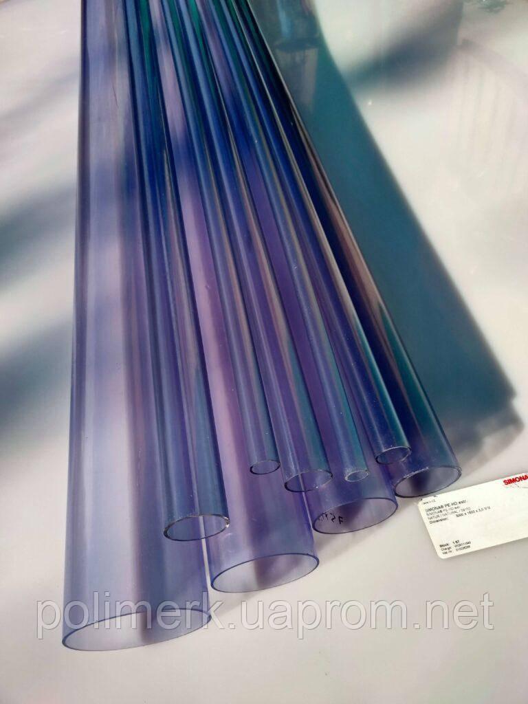 Труба ПВХ прозрачная (PVC-GLAS) D40 мм. PN10-16 3-0-mm