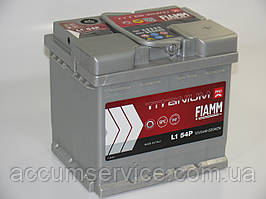 Акумулятор FIAMM TITANIUM PRO L2B 54P