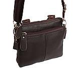 Мужская кожаная сумка с одной ручкой 300144, фото 2