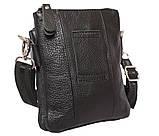 Стильная мужская сумка из натуральной кожи 300141, фото 5