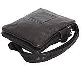 Стильная мужская сумка из натуральной кожи 300141, фото 8